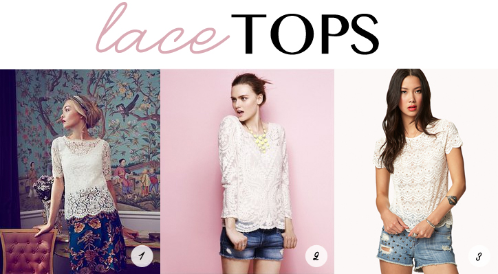 lace-tops