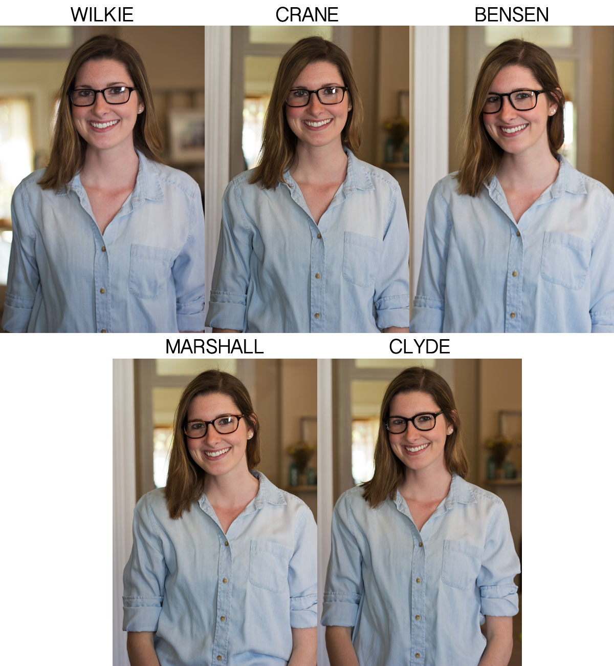 44428b7413 Warby Parker Try On - Chic in Columbus
