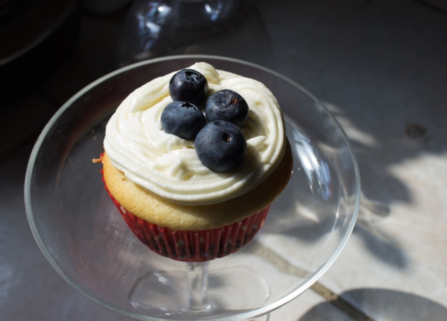blueberry cupcakes 12