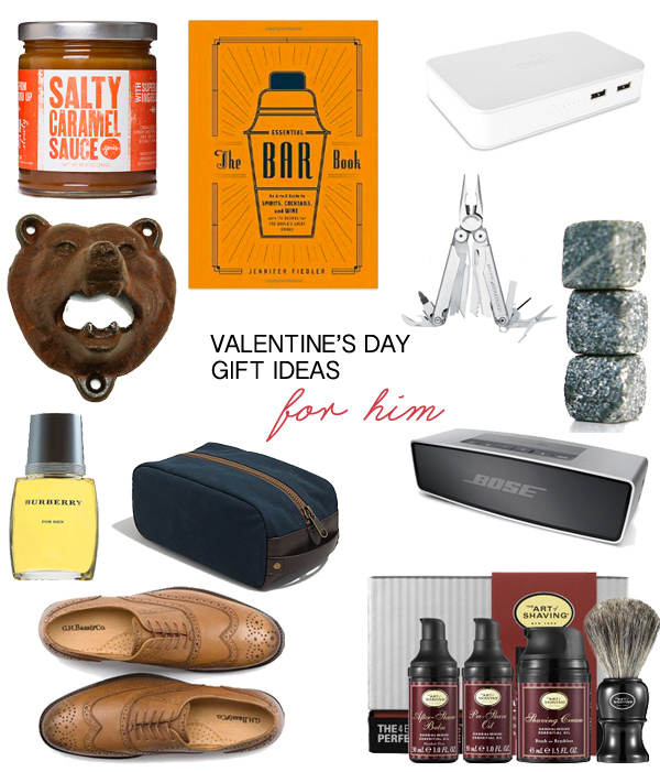 valentine's day gift ideas for him 2015